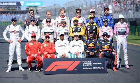 2019 F1 Drivers f1 2019 driver line up confirmed seats leclerc and