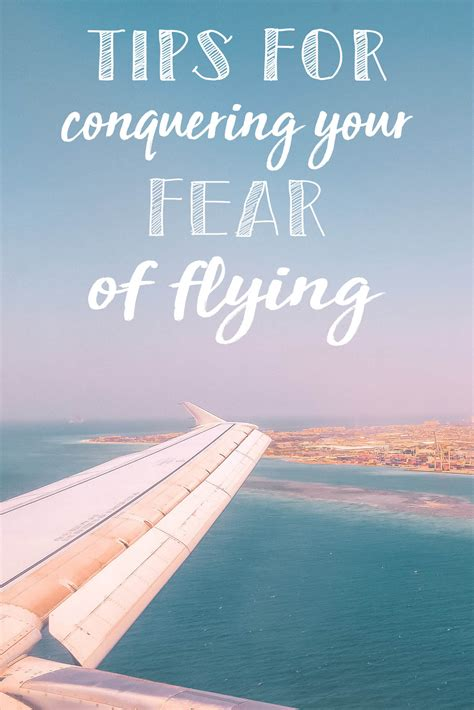 024 tips for conquering your tips for conquering your fear of flying the blonde abroad