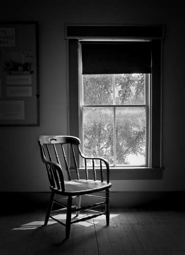 The Empty Chair by Pnutbetter Biskitz The Empty Chair
