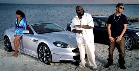 Aston Martin By Rick Ross by Ave A Comprehensive 2 Yr Community Collage