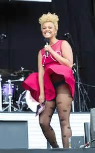 gemma cairney celebrities in nylons