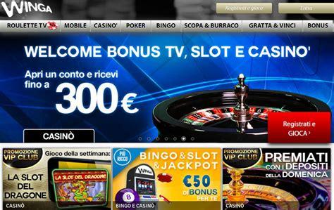 winga casino mobile slot machine gratis gioca alle slot di winga