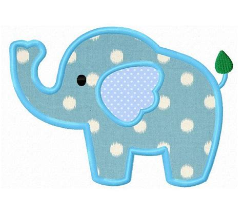 25 best ideas about elephant applique on pinterest