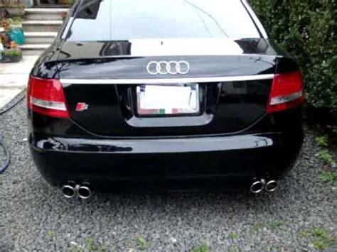 Audi A6 Auspuff by Audi A6 4 2 Exhaust
