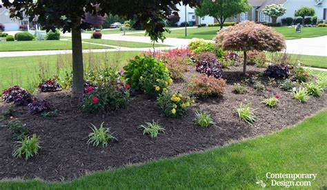 black landscaping gorgeous black mulch landscaping ideas