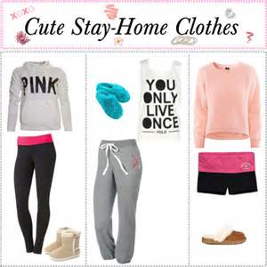 cute for stay home lazy days polyvore
