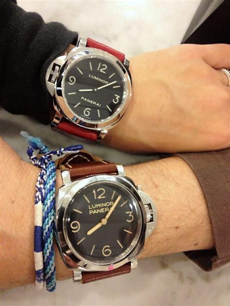 Jam Tangan Pria Pam351 Titanium Swiss Eta 1 1 50 best panerai watches straps images on panerai watches straps and panerai