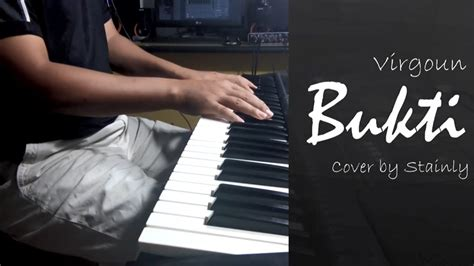 tutorial keyboard kesempurnaan cinta virgoun bukti piano cover belajar piano youtube