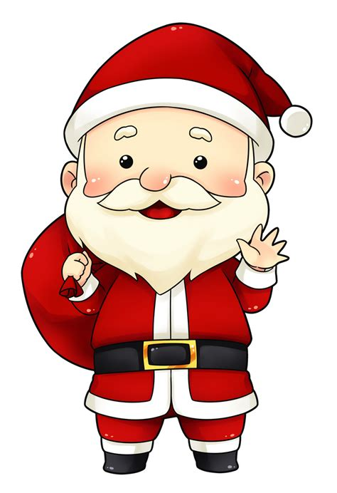 free to use public domain santa claus clip art page 3