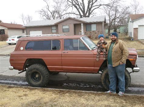 jeep cherokee chief xj 1978 cherokee chief full size build jeep cherokee forum