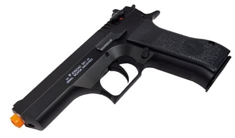 Airsoft Gun Jericho 941 jericho 941 co2 pistol metal semi automatic airsoft gun fully licensed