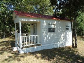 Small Homes For Sale Arkansas Tiny House For Sale In Arkansas Has Everything But Room