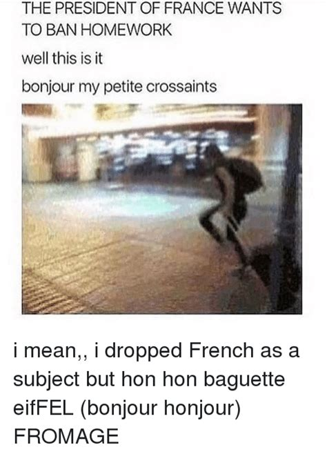 What Does Meme Mean In French - 25 best memes about hon hon hon hon memes