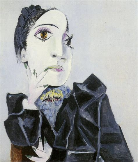 dora maar in an armchair 82 dora maar in an armchair portrait de dora maar by