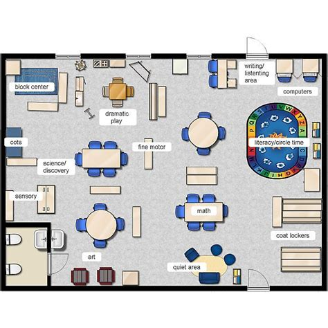 preschool floor plan template the 25 best preschool classroom layout ideas on pinterest