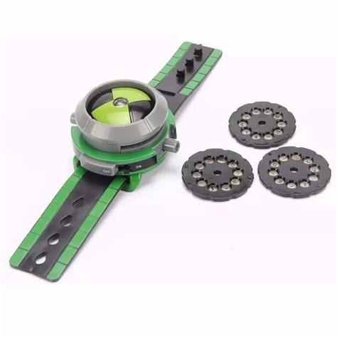 Fidget Spinner Lu Disco rel 243 gio ben 10 omnimitrix iluminator bandai pronta