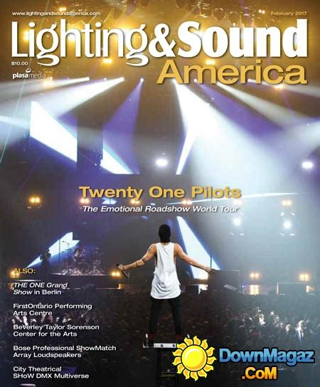 Lighting And Sound America lighting sound america 02 2017 187 pdf