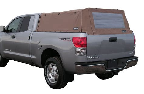 topper canap truck top softopper collapsible truck cover