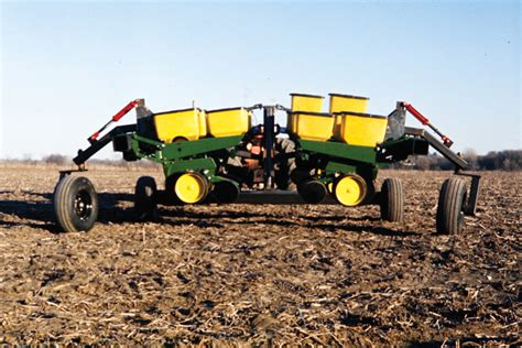 Farm Planters by Deere V Kinze Part One The Meeting Of Two Fools