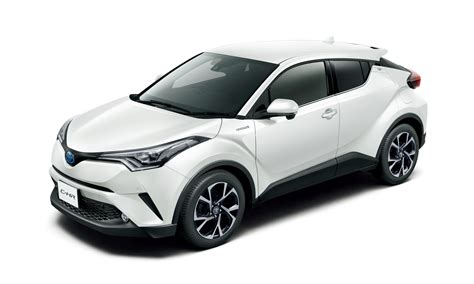 is toyota japanese toyota c hr arrives at dealers in japan types cars