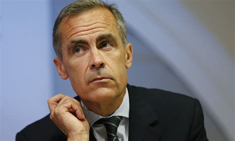 governor of bank of bank of inflation report pay puzzle gives carney