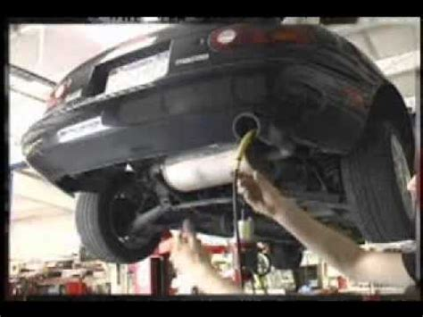 how to find exhaust leaks