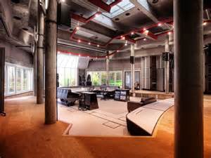 recording studio interior design striking a chord recording studios that sync design and