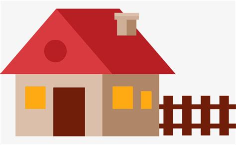 clipart casa casas padr 227 o dos desenhos animados casa plana casa pequena