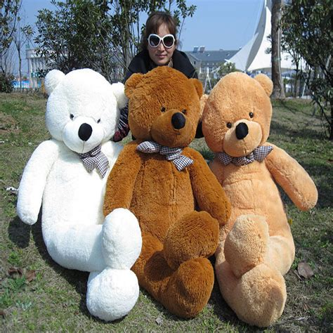 Teddy Bianka Jumbo 100cm factory direct sale plush toys teddy 100 cm large doll doll the wedding gift wholesale and