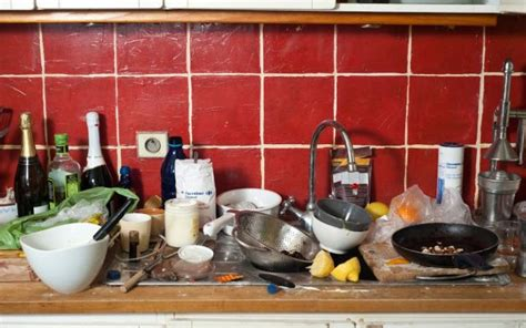 Kitchen Cleaning Insurance Are You Clutter Blind Or Do You Someone Who Is