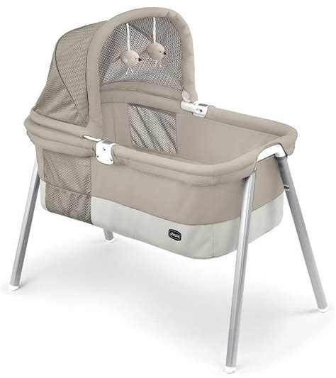 chicco lullago chicco lullago deluxe portable bassinet taupe