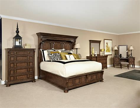 broyhill bedroom furniture sets broyhill bedroom set broyhill cascade 4piece panel