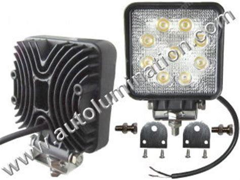 Lu Led Motor 24 Watt daytime running drl and fog lights autolumination