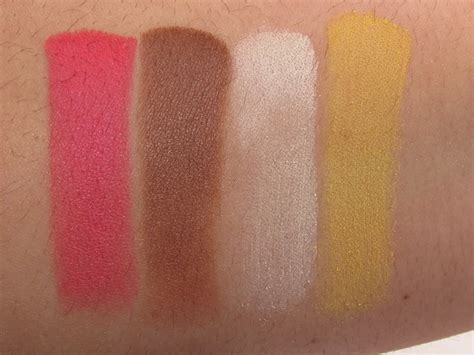 Eyeshadow Palette Maybelline maybelline lemonade craze eyeshadow palette review swatches musings of a muse