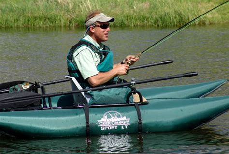 inflatable boats slacks creek anyone fish w an inflatable pontoon boat