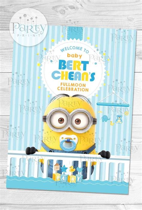 Minions Baby Shower by 17 Best Ideas About Minion Baby Shower On