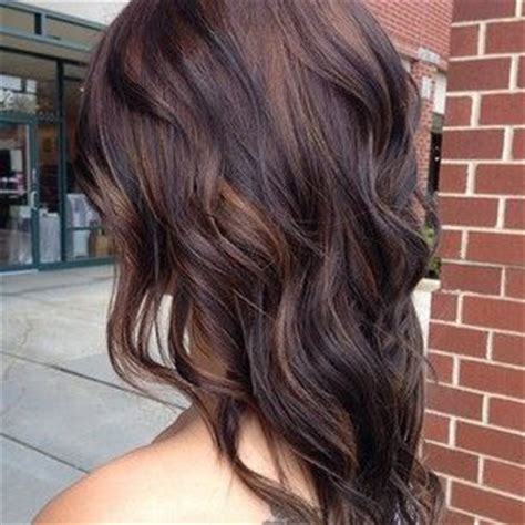 do it yourself highlights for dark brown hair if my hair was dark i d love to do this complimentary