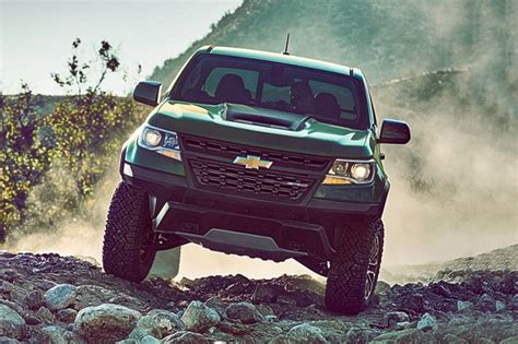 2020 Chevrolet Colorado Updates by 2020 Chevy Colorado Diesel News Updates Performance