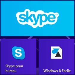 windows 8 icone bureau envoyer des fichiers avec skype pour windows 8 et rt