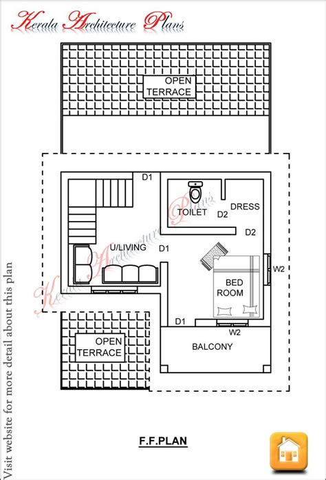 small kerala house designs kerala house plans sq ft ff best small houses images on pinterest acbbcfecdbb