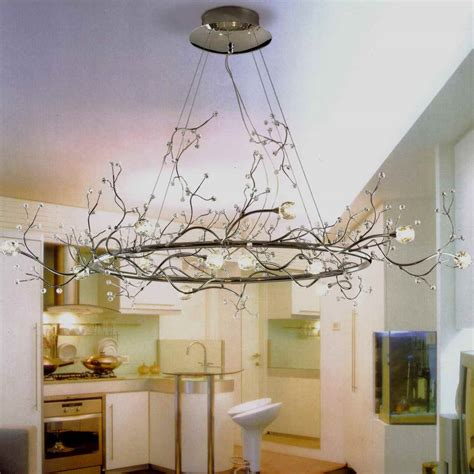 Crystal Chandelier On Sale Brizzo Lighting Stores 40 Quot Albero Modern Crystal Branch