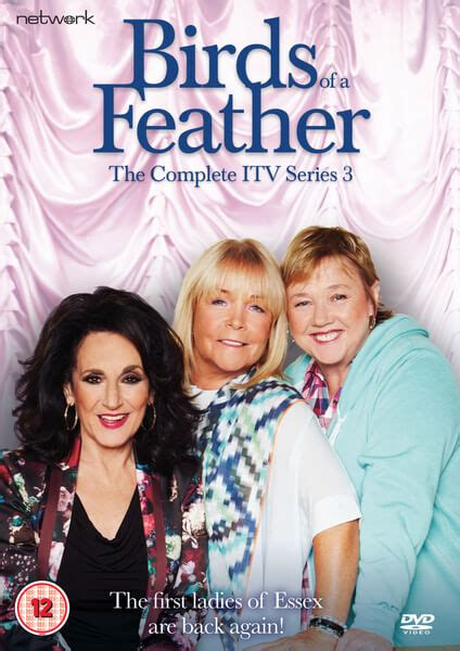 A Husbands Ways Feather Limited birds of a feather the complete series 3 dvd zavvi
