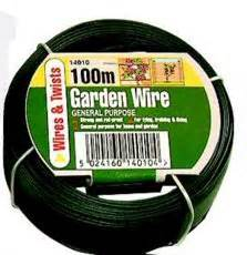 garden wire 100m co uk garden outdoors