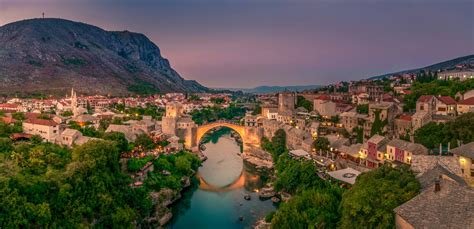 Most Beautiful Places In America by Mostar Bosnia And Herzegovina X Post R Bih Europe