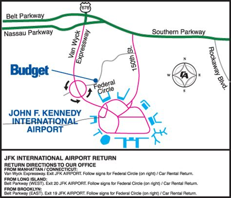 Car Rental Port Authority New York by Rental Car Companies Jfk Airport