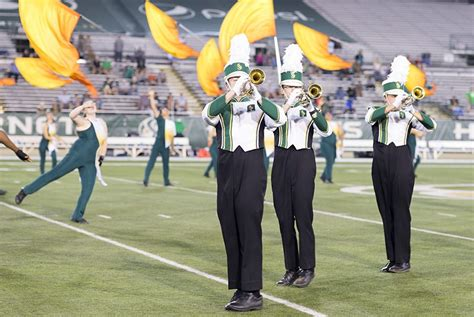sac state colors marching band mixes community at sac state the