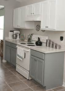 two tone kitchen cabinets rustoleum cabinet transformation jenna leslye rustoleum kitchen transformations review