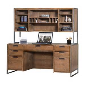 Home Desk With Hutch Martin Home Furnishings Belmont Credenza Desk With Hutch Atg Stores