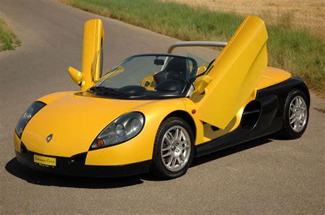 Renault Spider Renault Spider 1995 1999 Collector