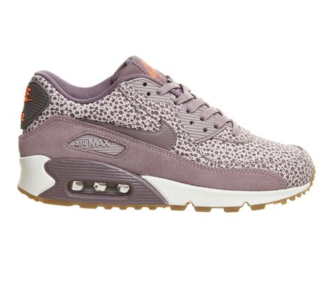 Cheap Fashion Nike Air Max 90 Women's Running Shoes Plum